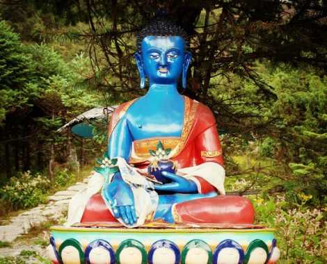 Sangye Menla - the Medicine Buddha